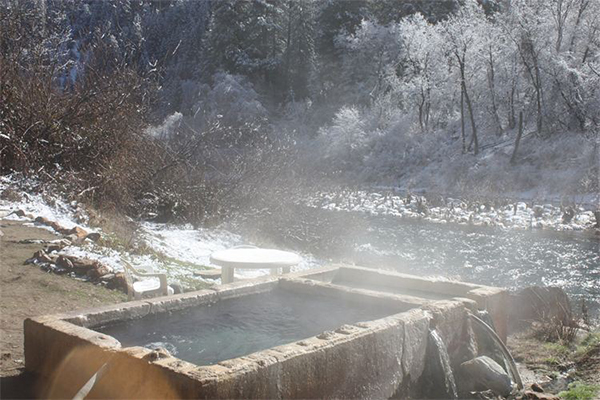 The Hot Springs Feather River Hot Springs
