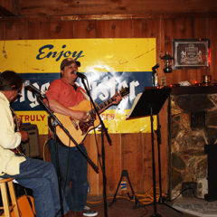 Live music at the roadhouse