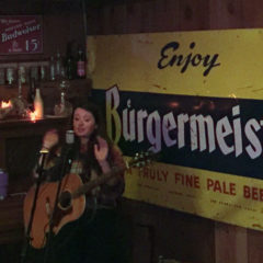 Emily Scott Robinson at Rock's Roadhouse