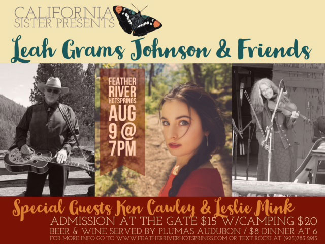 Leah Grams Johnson & Friends