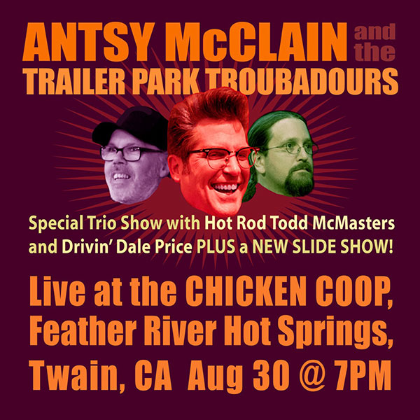 Antsy McClain & the Trailer Park Troubadours